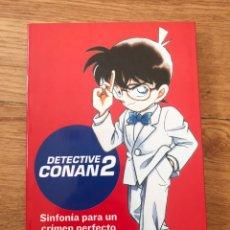 Livros em segunda mão: DETECTIVE CONAN 2 SINFONIA PARA UN CRIMEN PERFECTO GOSHO AOYAMA Y YUTAKA TANI. Lote 176669477