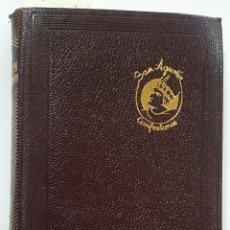 Libros de segunda mano: EDITORIAL AGUILAR - COLECCION JOYA - Nº 020 - CONFESIONES - SAN AGUSTIN. Lote 176677139