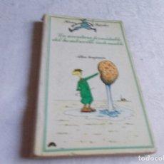 Libros de segunda mano: LA AVENTURA FORMIDABLE DEL HOMBRECILLO INDOMABLE . Lote 176723693