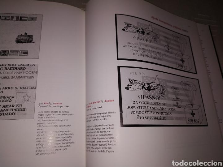 Libros de segunda mano: Rendeix-te! Fulls volants i guerra psicològica. Catálogo de la exposición en el CCCB de 1998. - Foto 4 - 176750482