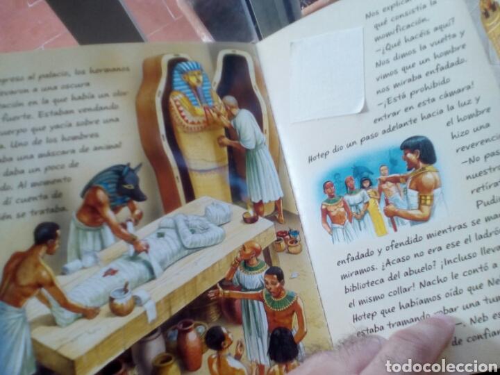 Libros de segunda mano: El antiguo Egipto (Viaja a la época de). Nicholas Harris - Foto 3 - 176765072