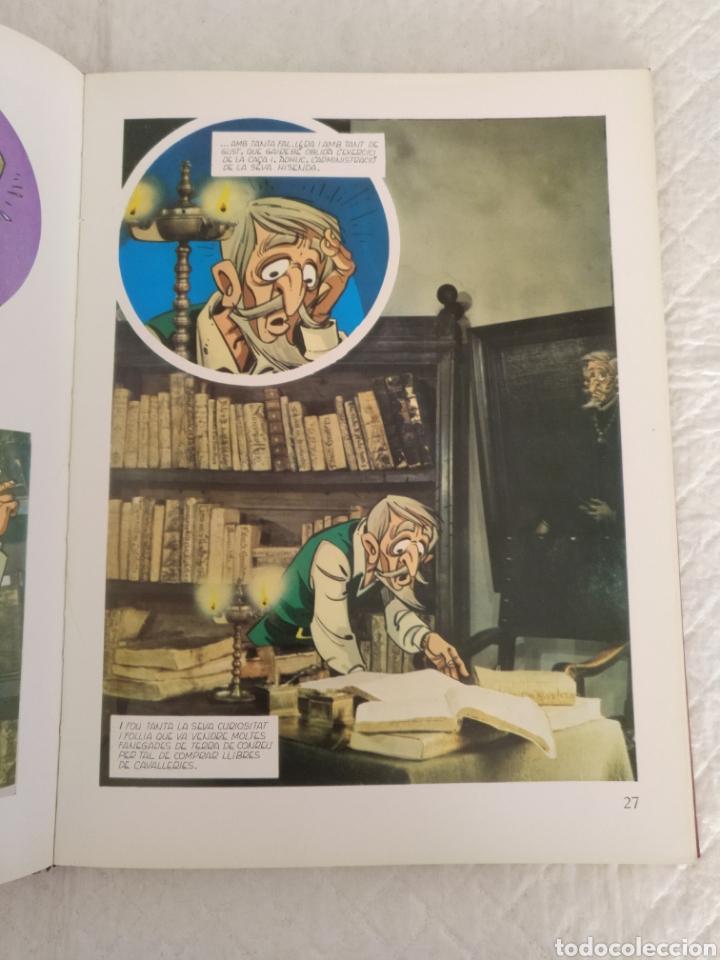 Libros de segunda mano: L enginyós cavaller Don Quixot de la Manxa. Llibre libro - Foto 4 - 176783964