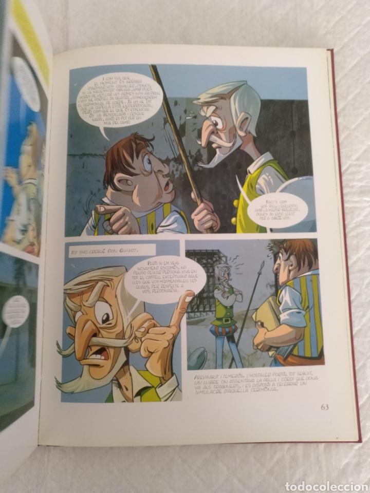 Libros de segunda mano: L enginyós cavaller Don Quixot de la Manxa. Llibre libro - Foto 5 - 176783964
