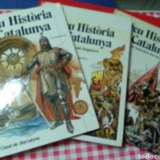 Libros de segunda mano: BREU HISTÒRIA DE CATALUNYA. GRUP NONO/ART. Lote 176822800