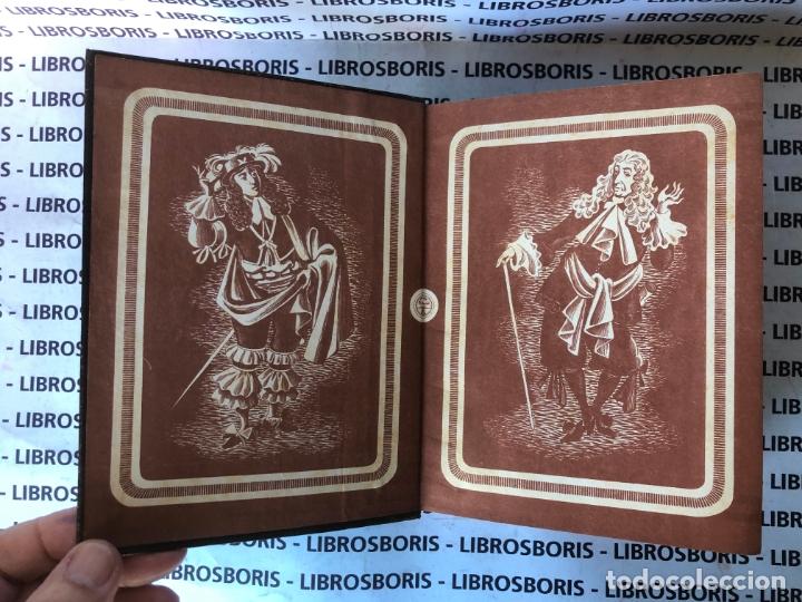 Libros de segunda mano: MOLIERE - OBRAS COMPLETAS - AGUILAR - OBRAS ETERNAS . 1° EDICION - Foto 3 - 189376168