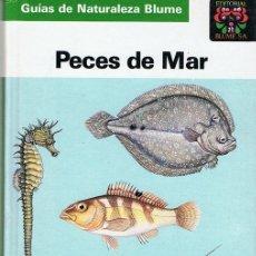 Libros de segunda mano: LOS PECES DE MAR FRITZ TEROFAL . Lote 176845450