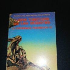 Libros de segunda mano: LIBRO TIBETANO DE LOS MUERTOS. LA EXPERIENCIA PSICODÉLICA (1). T. LEARY, R. METZNER Y R. ALPERT.. Lote 195155312