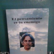 Livros em segunda mão: LMV - EL PENSAMIENTO ES TU ENEMIGO. U. G. KRISHNAMURTI. Lote 176886614