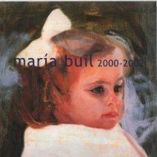 Libros de segunda mano: MARÍA BUIL 2000-2002 EXPOSICIÓN 35 ÓLEOS MONASTERIO DE VERUELA ZARAGOZA 2002 TEXTO FÉLIX ROMEO FOTOS. Lote 176909500