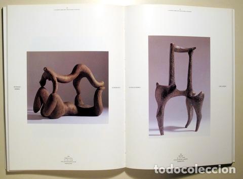 Libros de segunda mano: LAVANTGUARDA DE LESCULTURA CATALANA - Barcelona 1989 - Il·lustrat - Foto 2 - 176910654