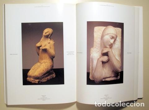 Libros de segunda mano: LAVANTGUARDA DE LESCULTURA CATALANA - Barcelona 1989 - Il·lustrat - Foto 3 - 176910654