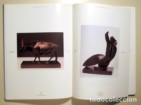 Libros de segunda mano: LAVANTGUARDA DE LESCULTURA CATALANA - Barcelona 1989 - Il·lustrat - Foto 4 - 176910654