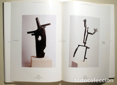 Libros de segunda mano: LAVANTGUARDA DE LESCULTURA CATALANA - Barcelona 1989 - Il·lustrat - Foto 5 - 176910654
