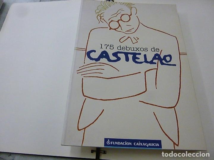 CASTELAO - 175 DEBUXOS DE CASTELAO - P 1 (Libros de Segunda Mano - Bellas artes, ocio y coleccionismo - Otros)