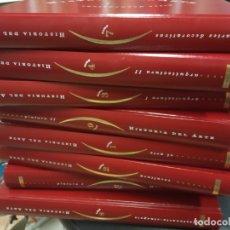 Libros de segunda mano: HISTORIA DEL ARTE, EDICCIONES CARROGGIO 1992. Lote 176945233