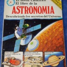 Libros de segunda mano: EL LIBRO DE LA ASTRONOMÍA - EL JÓVEN CIENTÍFICO - PLESA - EDICIONES SM (1978). Lote 177018173