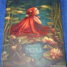 Libros de segunda mano: ONDINA - BENJAMIN LACOMBRE - EDELVIVES (2012). Lote 177018263