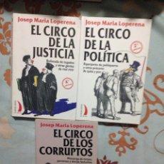 Libros de segunda mano: JOSEP MARIA LOPERENA.. Lote 177070007