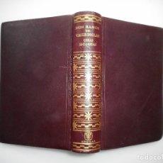 Libros de segunda mano: DON RAMÓN DEL VALLE-INCLÁN OBRAS ESCOGIDAS Y96106. Lote 177115263
