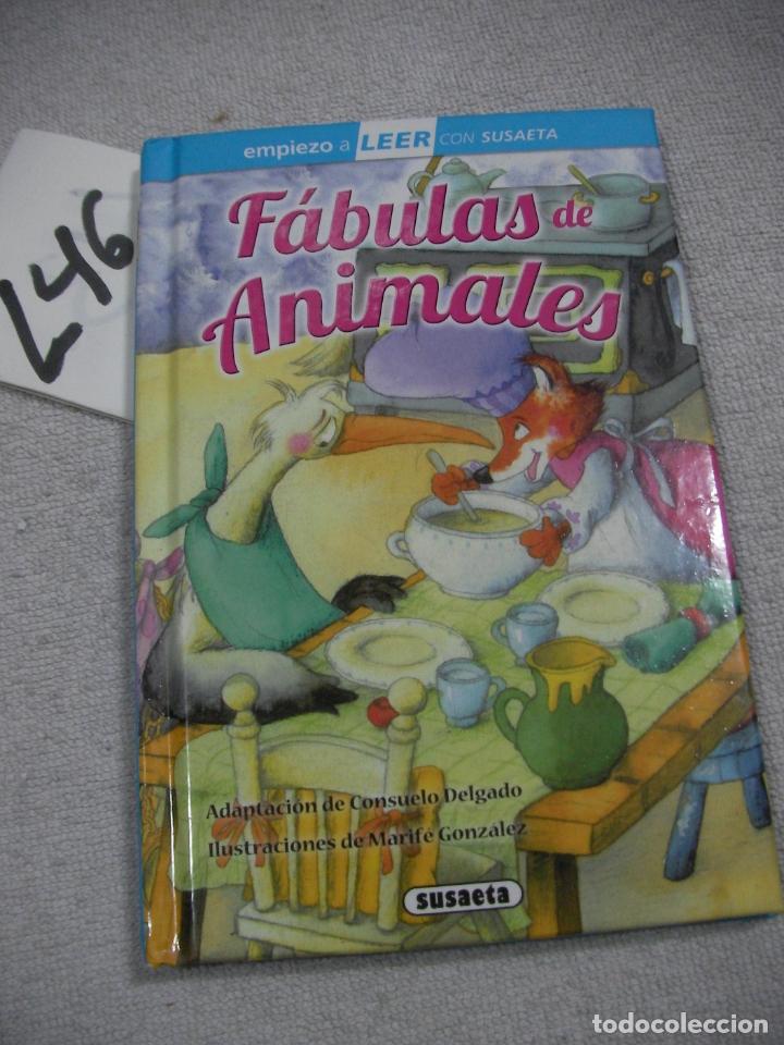 FABULAS DE ANIMALES (Libros de Segunda Mano - Literatura Infantil y Juvenil - Otros)