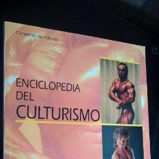 Libros de segunda mano: ENCICLOPEDIA DEL CULTURISMO. CLEMENTE HENANDEZ. HISPANO EUROPEA 2011. RUTINAS ADAPTADAS A LA MORFOLO. Lote 177122923