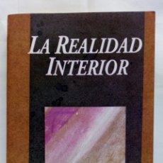 Libros de segunda mano: LA REALIDAD INTERIOR. PAUL BRUNTON.. Lote 177137549