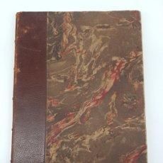 Libros de segunda mano: OUVRES DE MALHERBE ALBUM,PARIS 1869 ( COPIA DE CARTAS ) 6 HOJAS. Lote 177176770