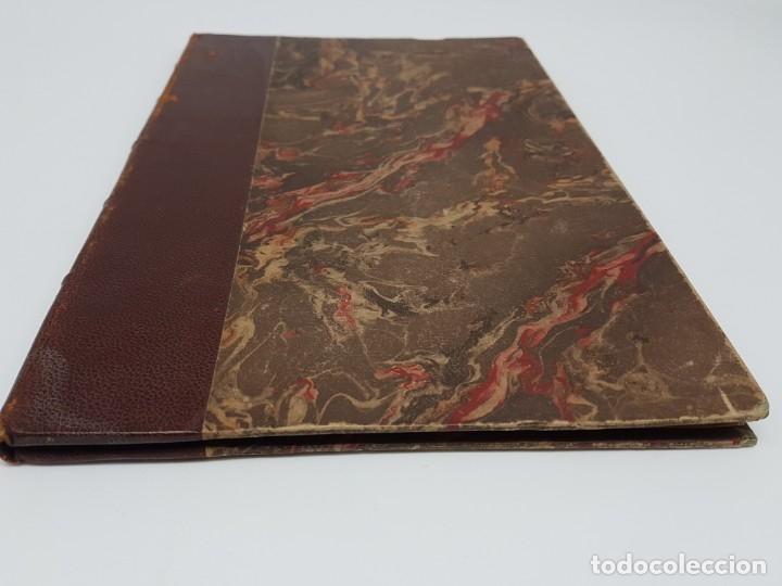 Libros de segunda mano: OUVRES DE MALHERBE ALBUM,PARIS 1869 ( COPIA DE CARTAS ) 6 HOJAS - Foto 2 - 177176770
