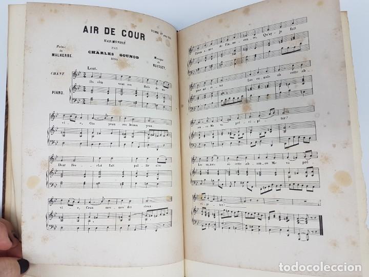 Libros de segunda mano: OUVRES DE MALHERBE ALBUM,PARIS 1869 ( COPIA DE CARTAS ) 6 HOJAS - Foto 5 - 177176770