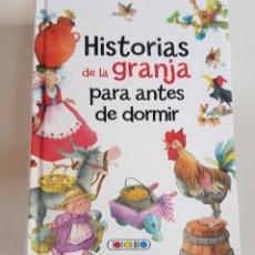 Libros de segunda mano: HISTORIAS DE LA GRANJA PARA ANTES DE DORMIR - TODOLIBRO - TDK108. Lote 177209839