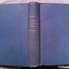 Libros de segunda mano: EL CONOCIMIENTO SUPRA-NORMAL - EUGÈNE OSTY (1.ª ED. EN ESPAÑOL) / PARAPSICOLOGÍA, SUPRANORMAL. Lote 176154442