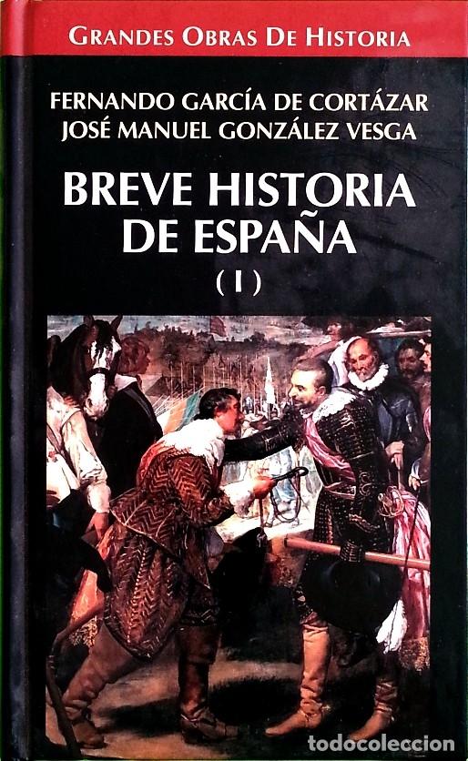 Libros de segunda mano: Breve historia de España - Fernando García de Cortázar - Foto 2 - 177414967