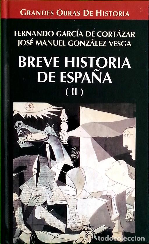 Libros de segunda mano: Breve historia de España - Fernando García de Cortázar - Foto 4 - 177414967