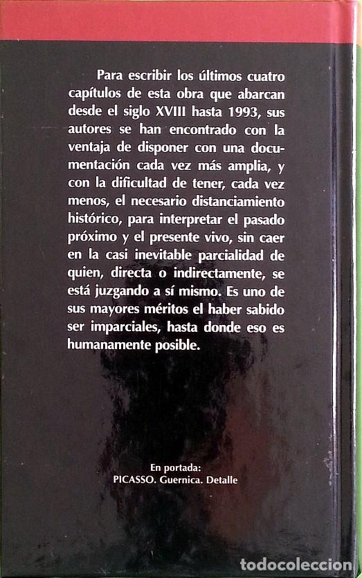Libros de segunda mano: Breve historia de España - Fernando García de Cortázar - Foto 5 - 177414967