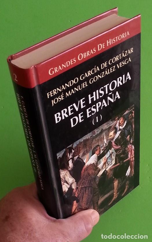 Libros de segunda mano: Breve historia de España - Fernando García de Cortázar - Foto 6 - 177414967