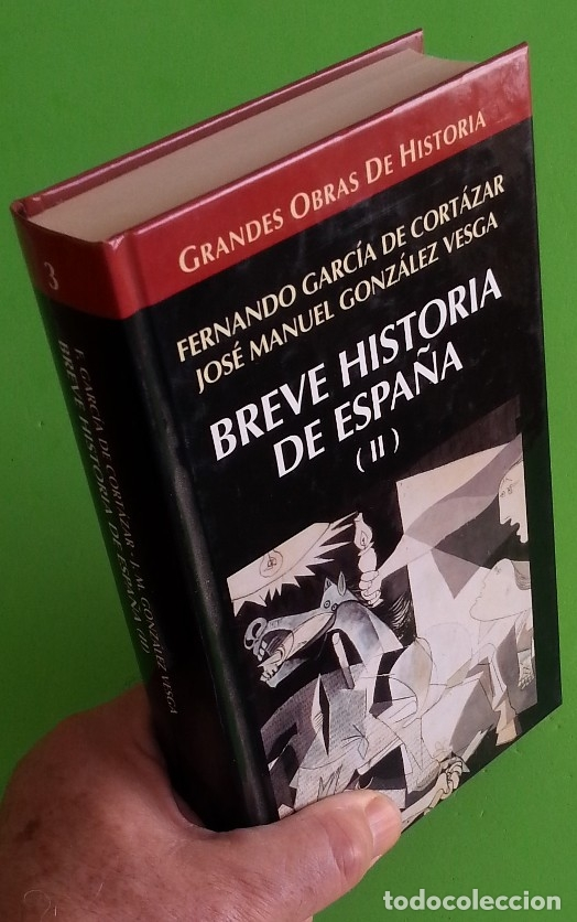Libros de segunda mano: Breve historia de España - Fernando García de Cortázar - Foto 7 - 177414967