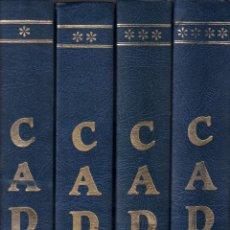 Libros de segunda mano: CADIZ Y SU PROVINCIA - 4 TOMOS / EDICIONES GEVER S.L. / MUNDI-3523. Lote 177457424