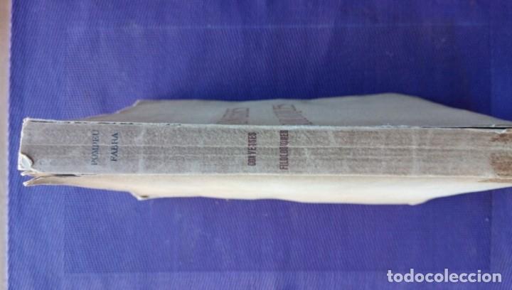 Libros de segunda mano: Converses filologiques Pompeu Fabra París 1946 - Foto 2 - 177474894