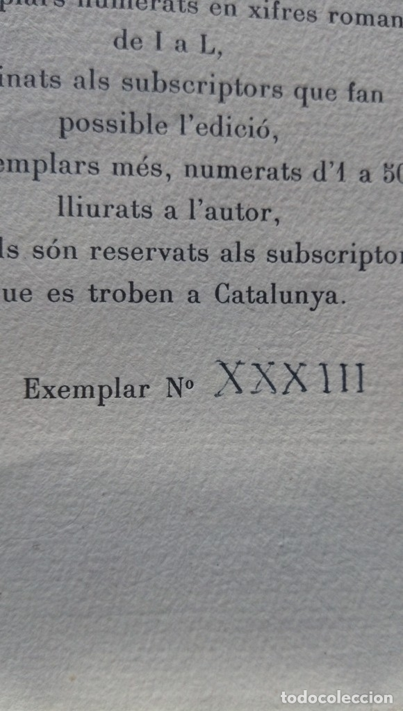 Libros de segunda mano: Converses filologiques Pompeu Fabra París 1946 - Foto 9 - 177474894