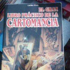 Libros de segunda mano: EL GRAN LIBRO PRÁCTICO DE LA QUIROMANCIA, LAURA TUAN, ED. DE VECCHI. Lote 177479918