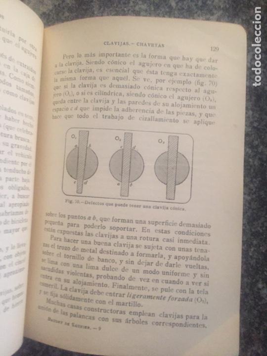 Libros de segunda mano: Recetario del automovilista - Foto 6 - 177490353