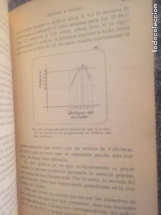 Libros de segunda mano: Recetario del automovilista - Foto 8 - 177490353