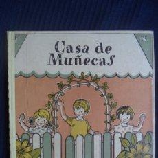 Libros de segunda mano: POP UP CASA DE MUÑECAS JUVENTUD 1ªEDICION AÑO 1951 COMPLETO PERFECTO ESTADO. Lote 177495532