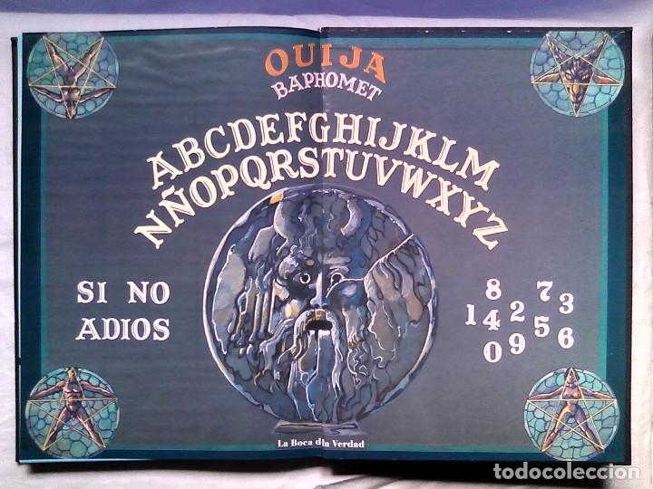 Libros de segunda mano: Satanismo y brujería: Gran enciclopedia de las ciencias metafísicas (Editorial Babilonia, 1992) - Foto 6 - 177432227