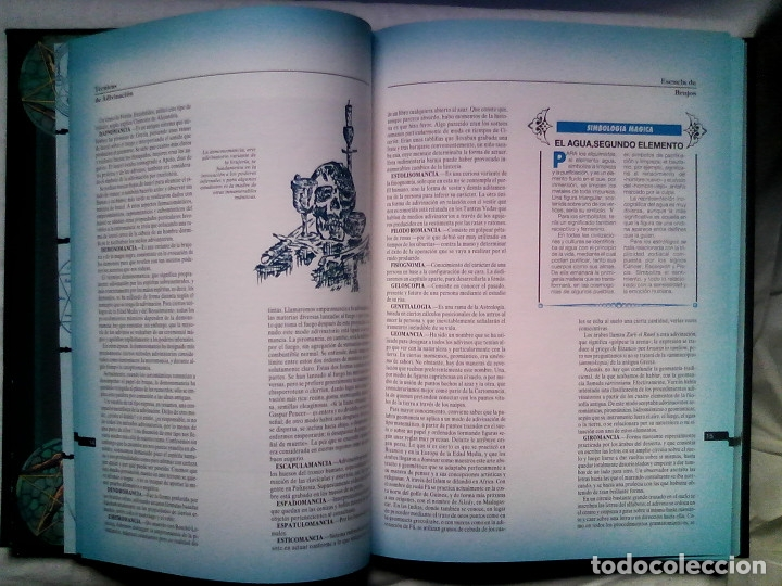Libros de segunda mano: Satanismo y brujería: Gran enciclopedia de las ciencias metafísicas (Editorial Babilonia, 1992) - Foto 32 - 177432227