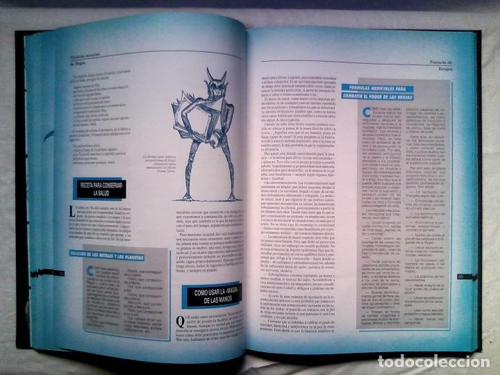 Libros de segunda mano: Satanismo y brujería: Gran enciclopedia de las ciencias metafísicas (Editorial Babilonia, 1992) - Foto 26 - 177432227