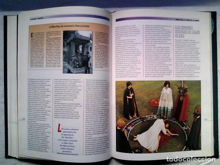 Libros de segunda mano: Satanismo y brujería: Gran enciclopedia de las ciencias metafísicas (Editorial Babilonia, 1992) - Foto 10 - 177432227