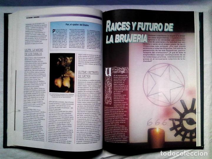 Libros de segunda mano: Satanismo y brujería: Gran enciclopedia de las ciencias metafísicas (Editorial Babilonia, 1992) - Foto 18 - 177432227