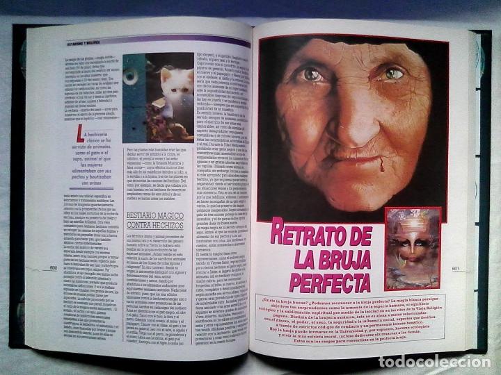 Libros de segunda mano: Satanismo y brujería: Gran enciclopedia de las ciencias metafísicas (Editorial Babilonia, 1992) - Foto 9 - 177432227