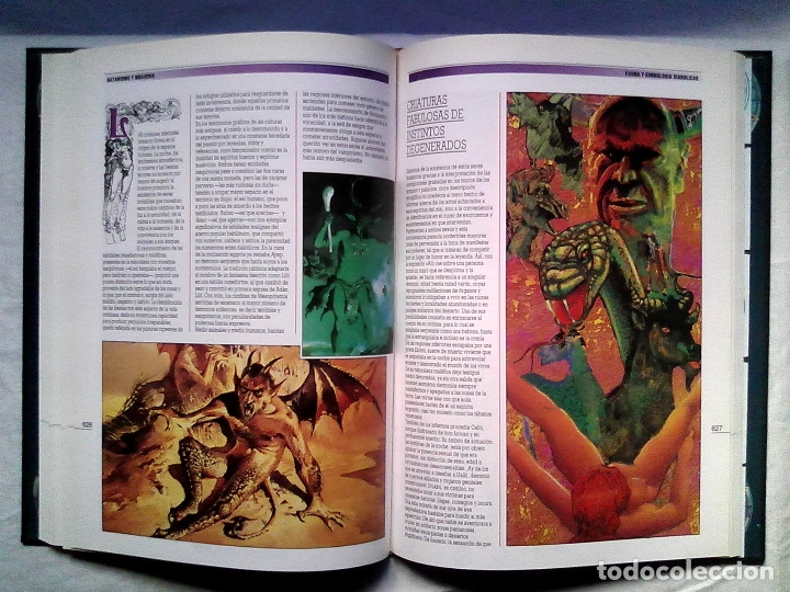 Libros de segunda mano: Satanismo y brujería: Gran enciclopedia de las ciencias metafísicas (Editorial Babilonia, 1992) - Foto 17 - 177432227
